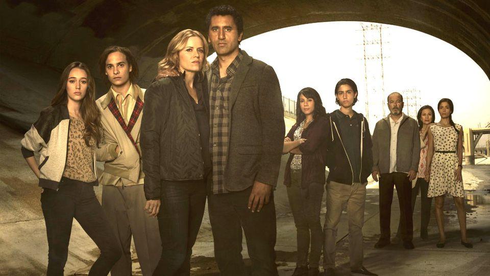 (CINE) Fear The Walking Dead - Season 1 finale